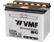 VMF Powersport Accu 32 Ampere CHD4-12