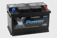 Intact X-Power Accu 70Ah